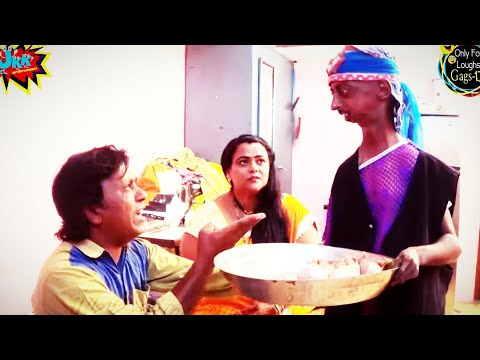 बस बस बस Station अागया-Wada Garam Wada Garm-Comedy Video