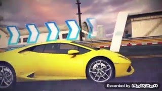 Asphalt 8 Lamborghini Huracan Lab. 001 Ultimative Ai