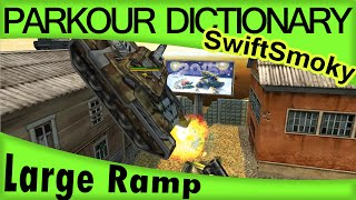 Parkour Dictionary: Large Ramp | Tanki Online