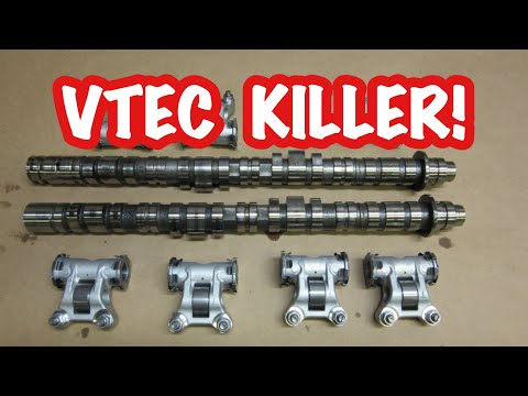 Tech: K-Series Vtec Killer! Budget performance cam upgrades for the economy K24 and K20 engines.