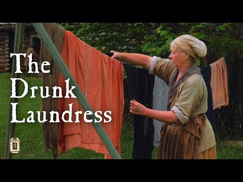 Historical Laundry Part 1: Who Did The Laundry In The 18th Century?