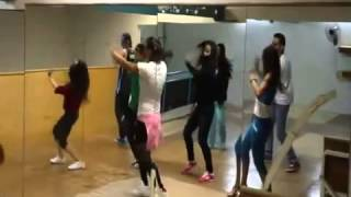 victor drija amanecer (coreografia) Parte 2