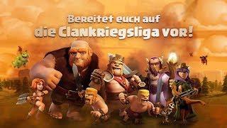 CLANKRIEGSLIGA KOMMT! ☆ Clash of Clans ☆ Oktober Update