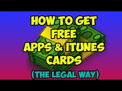 How To Get Free Paid Apps! ( The Legal Way! )