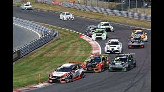 2018 TCR UK Oulton Park Highlights