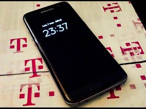 Unboxing Galaxy S7 edge & Gear VR (Telekom...