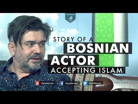 Story of a Bosnian Actor Accepting Islam - Alexander