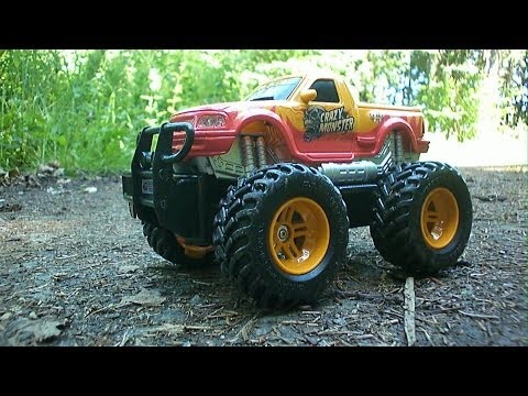 Monster Truck Toys Cars Rc Adventures 2016 Crazy MonsterTruck Offroad Kinderfilm