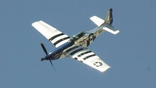 worlds greatest p 51 mustang video