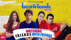 Bestfriends | Ep 1/3 - F.R.I.E.N.D.S. | Web Series | ft. Anushka Sharma, Ritvik Sahore | Alright