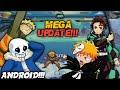 MEGA UPDATE!!! NARUTO VS BLEACH MUGEN 2020 PARA ANDROID!! (+GAMEPLAY)