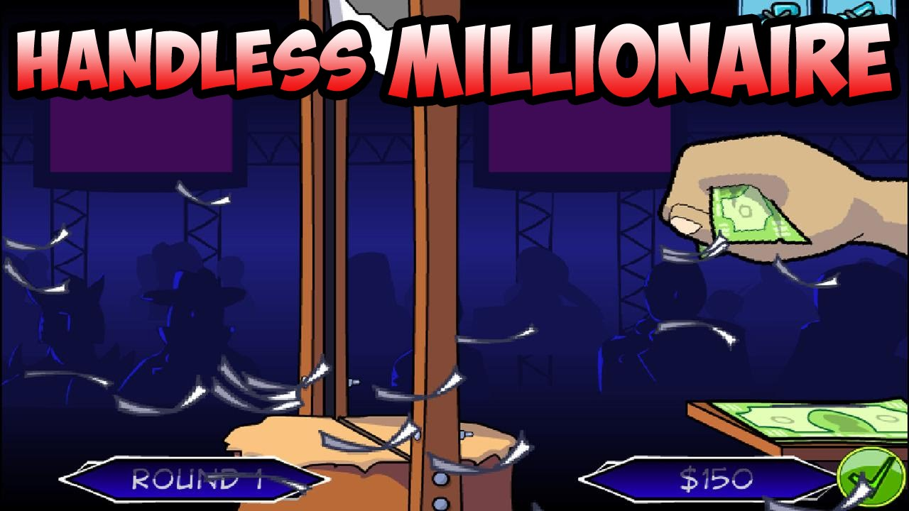 Image result for Handless Millionaire 2