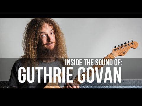 Inside The Sound Of: Ep.1 Guthrie Govan