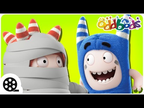 Thumbnail: Cartoon | Oddbods In An EMERGENCY | Funny Cartoons For Kids