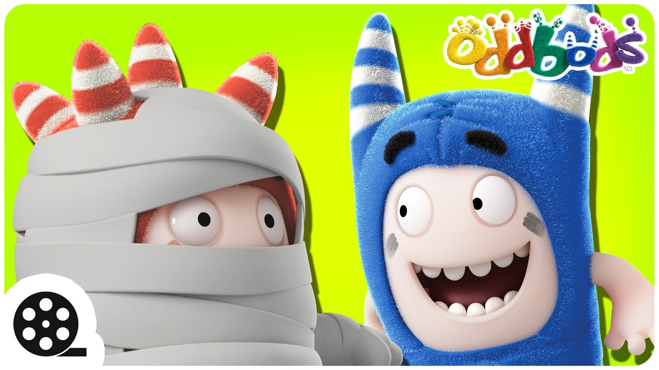 Cartoon | Oddbods In An EMERGENCY | Funny Videos For Kids