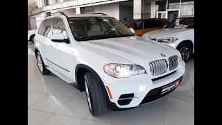 АВТОПАРК BMW X5  2012 года (код товара 20663)