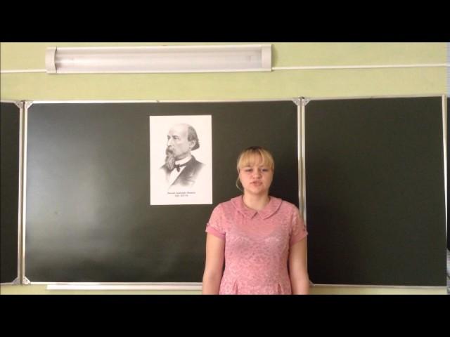 Изображение предпросмотра прочтения – ЕленаЗеменкова читает произведение «Плач детей» Н.А.Некрасова