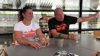 Koen en Colinda over Biertour Middelburg