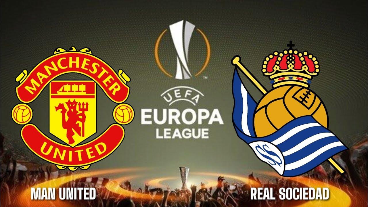 🔴 [Trực Tiếp] Manchester United vs Real Sociedad UEFA Europa League 2020/2021||Pes17