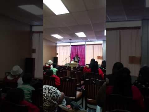 Pastor Jeff Jones