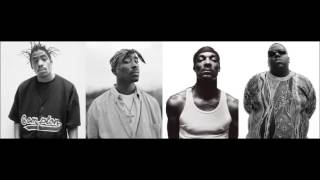 Coolio,2Pac,Snoop Dogg & Notorious B.I.G - Gangstas Paradise (Remix) mp3