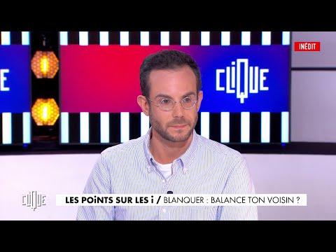 Clément Viktorovitch : Blanquer, balance ton voisin ? - Clique, 20h25 en clair sur CANAL+