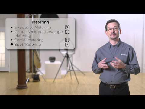 Canon EOS 101 How To - Metering