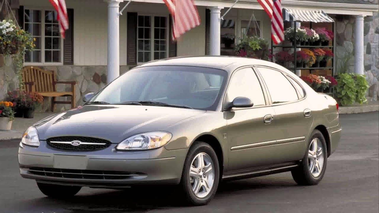 2001 Ford Taurus Schematic
