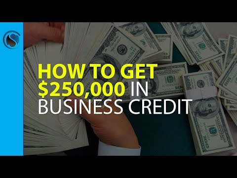 How to Get $250,000 in Business Credit for Your EIN that's Not Linked to Your SSN