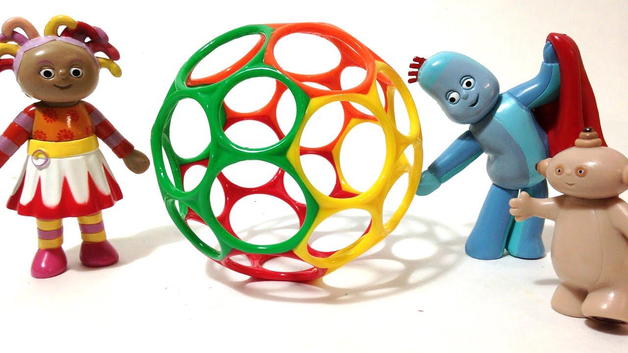 حديقة المرح جوجو و ريحانة و الكرة المسلية نظيف نظيف براعم ألعاب Youtube