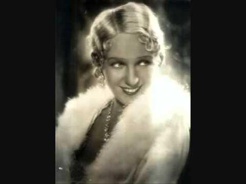 """Gitta Alpar """"Was hat eine Frau von der Treue"""" Ball im Savoy"""