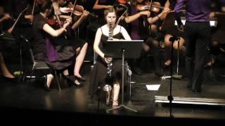 """""""Lewin - Musikalisches Portrait"""" für Bassklarinette & Orchester (2009)"""
