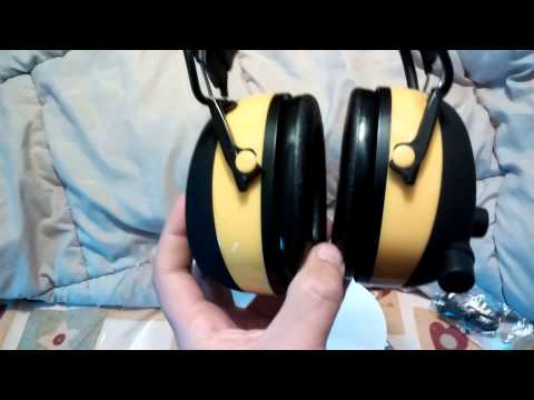 3M WorkTunes Hearing Protector Review