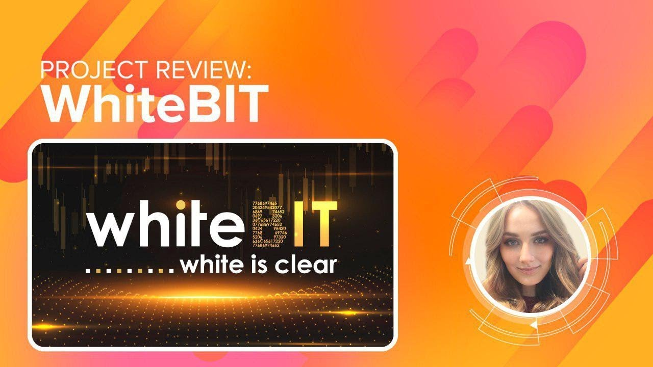 """Review of """"WhiteBit"""" [ENG] (Licensed cryptocurrency ..."""