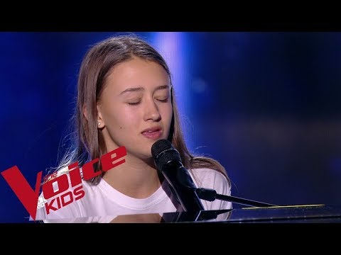 Zayn Feat. Sia - Dusk Till Dawn | Romane | The Voice Kids France 2019 | Blind Audition