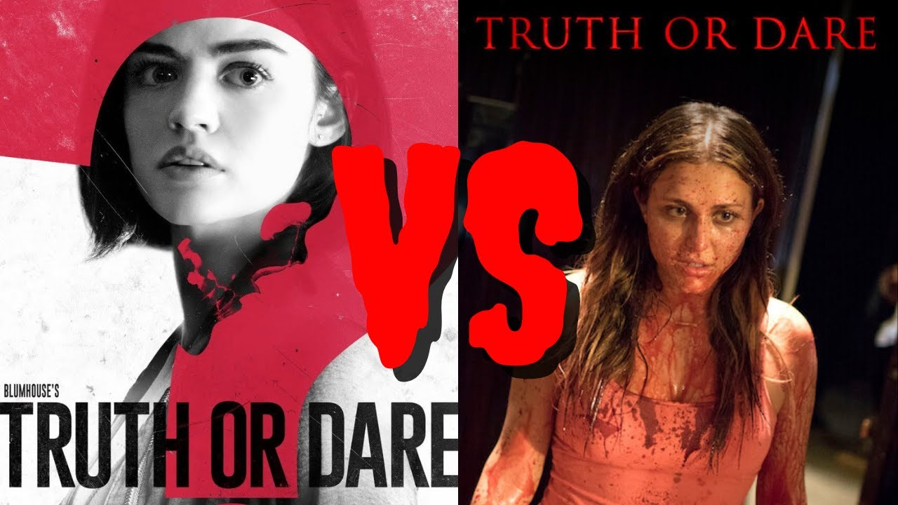 Download Which is Worse: Truth or Dare vs. Truth or Dare - Bad Movie Commentaries