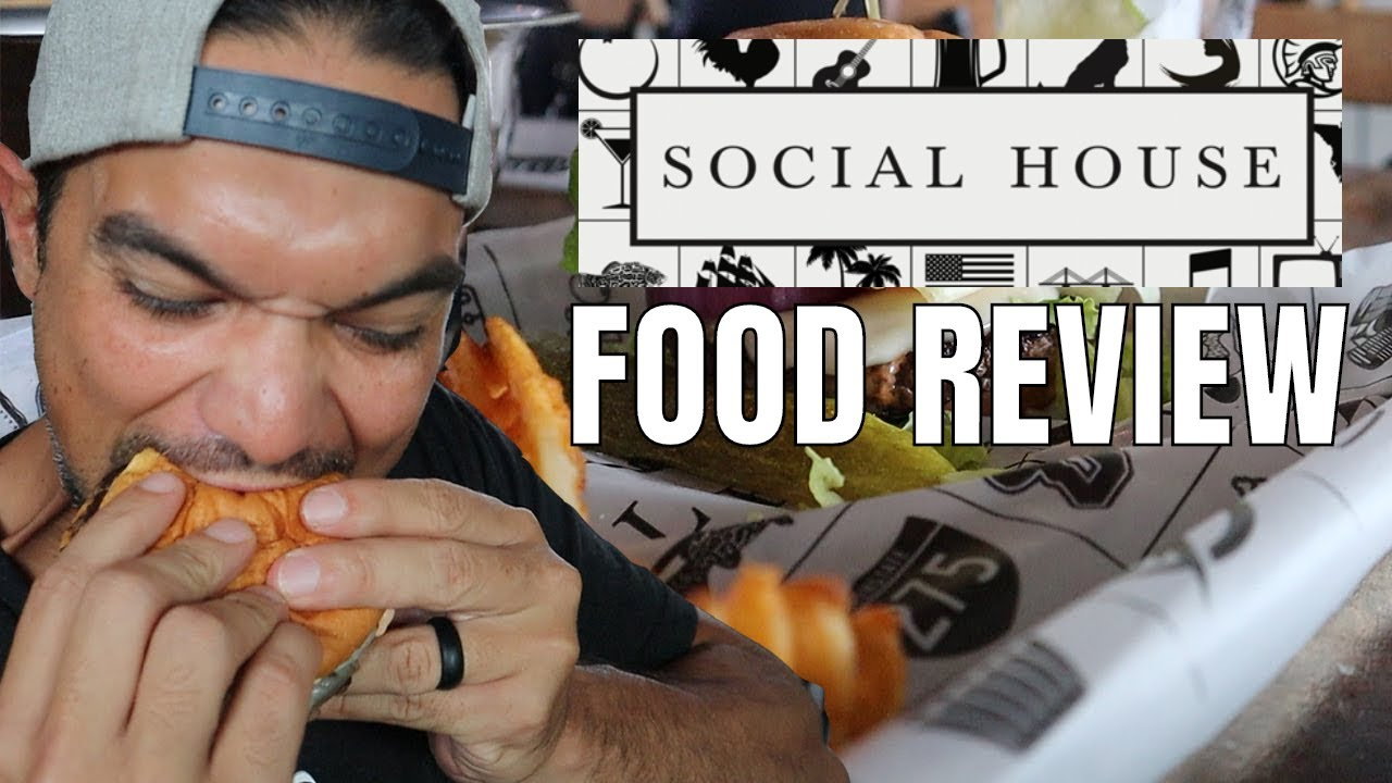 Social House Tampa Food Review