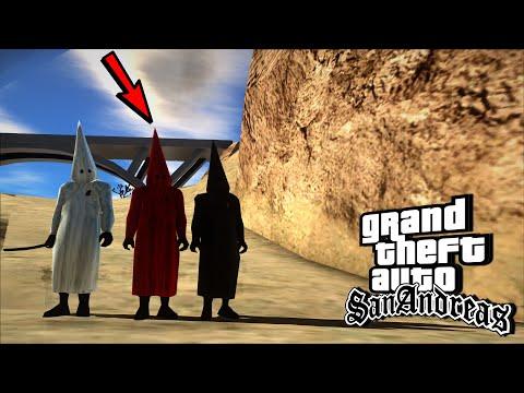 GTA San Andreas : Ku Klux Klan พวกชอบใช้ความรุนแรง