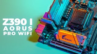 Gigabyte Z390 I AORUS Pro WiFi - First Look and Overview
