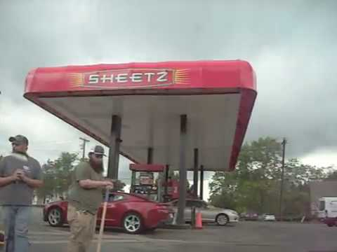 Driving to Sheetz on Perry Highway 52517