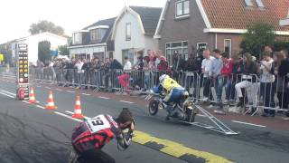 SBO Lisse Scooter Sprint Record 150 Meter - 5.93 Sec (Sarik Roufs)