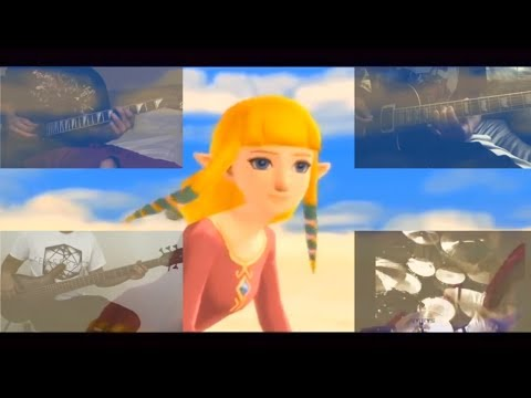 Ballad of the Goddess - The Legend of Zelda: Skyward Sword Cover
