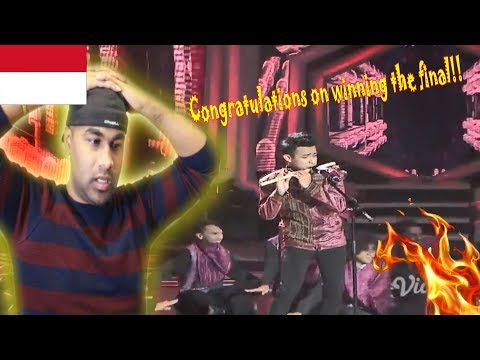 DA Asia 3: FILDAN DA4 Final -Hikayat Cinta (Konser Kemenangan)  | INDIAN REACTION & REVIEW