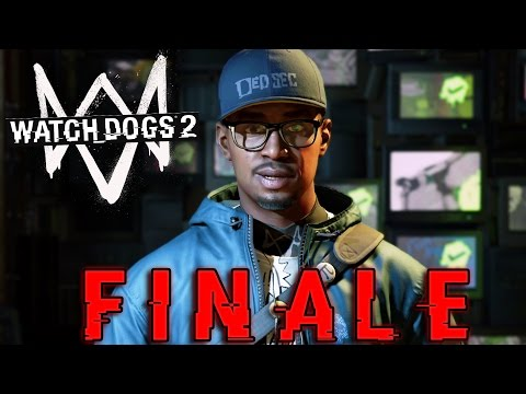 WATCH DOGS 2 [FINALE ITA] - HACKERA IL MONDO!