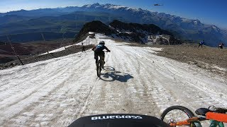 MEGAVALANCHE 2019 | Fighting for 1st place! | FULL RACE x Kilian BRON