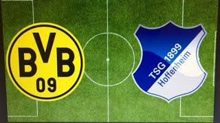 🔴 LIVE! BVB 2-1 Hoffenheim / After Match Talk /w Reusko