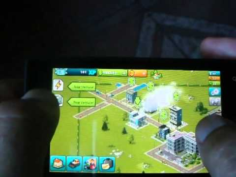 Windows Phone Game My Country Review