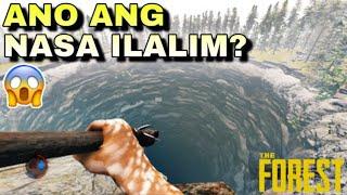 ANG PINAKAMALAKING SINKHOLE | BADMAN THE FOREST (DOTA CIRCLE)