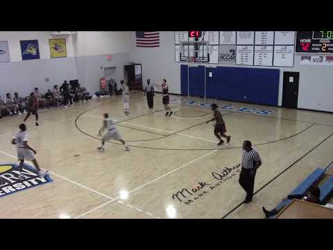 Part 6 SCU EAGLES MBB JV vs. Connors State College NJCAA 1