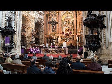 Solemne Misa. XXIX Domingo del Tiempo Ordinario